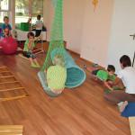 Dejte dětem co nejvíce aktivních zážitků a her!