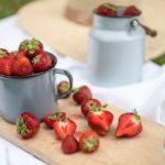 Neodolatelné jahody…