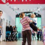 MINT: POP UP HALL 13 nadchne maminky i děti